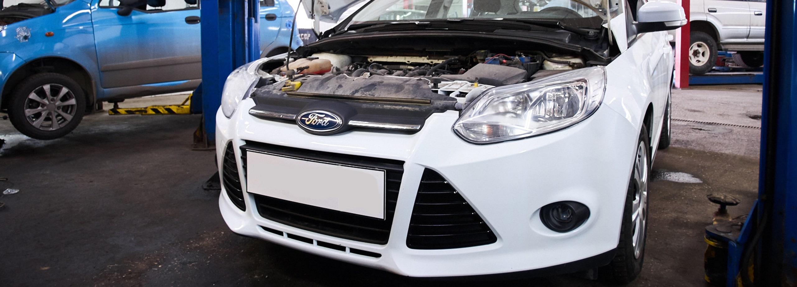 Ремонт Форд в Минске